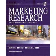 Marketing Research : Online Research Applications