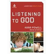 Listening to God (Junior High Group Study)