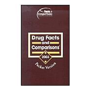 Drug Facts and Comparisons : Pocket Version 2003