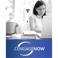 CengageNOW, Personal Tutor, eBook, Audio Study Tools, InfoTrac? Instant Access Code for Miller's Living in the Environment: Principles, Connections, and Solutions