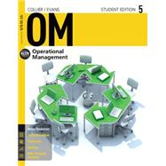 OM 5 (with CourseMate, 1 term (6 months) Printed Access Card)