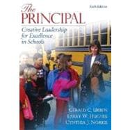 Principal, The: Creative Leadership for Excellence in Schools