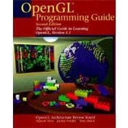 OpenGL Programming Guide : The Official Guide to Learning OpenGL, Release 1.1