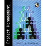 Project Management:  The Management Process w/ Student CD-ROM(with Microsoft Project 2000)