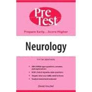 Neurology : PreTest Self-Assessment and Review