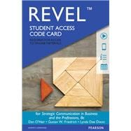 REVEL for Strategic Communication in Business and the Professions -- Access Card