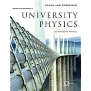 University Physics Vol 1 (Chapters 1-20) with MasteringPhysics#8482; (with University Physics Vol 2 And 3)