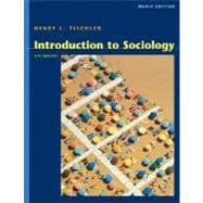 Thomson Advantage Books: Introduction to Sociology, Media Edition