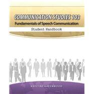 Communication Studies 103 9781465281395R