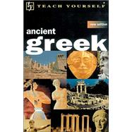 Teach Yourself Ancient Greek
