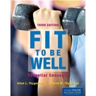 Fit to Be Well: Essential Concepts (Book with Access Code)