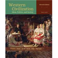 Western Civilization Ideas, Politics, and Society: Since 1400
