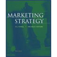 Marketing Strategy: with infotrac
