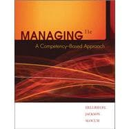 Managing A Competency-Based Approach (with InfoTrac Bind-in Card and BizFlix DVD)
