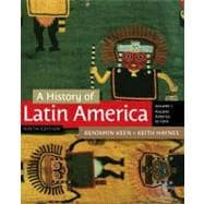 A History of Latin America, Volume 1