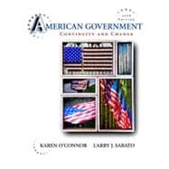 American Government: Continuity and Change, 2008 Edition (Hardcover)