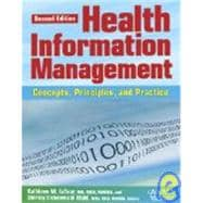AHIMA's Health Information Management: Concepts, Principles, and Practice, text 2ndEdition