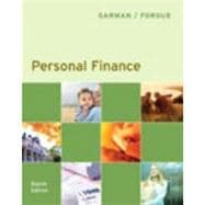 Personal Finance, Eigth Edition
