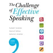 The Challenge of Effective Speaking, 15th Edition