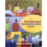 Interpersonal Communication Book, The Plus NEW MyCommunicationLab with eText -- Access Card Package