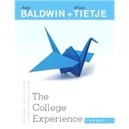 College Experience Compact, The Plus NEW MyStudentSuccessLab Update -- Access Card Package