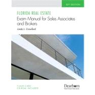 Florida Real Estate Exam Manual: For Sales Associates & Brokers, 32nd Edition
