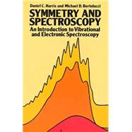 Symmetry and Spectroscopy An Introduction to Vibrational and Electronic Spectroscopy 9780486661445R