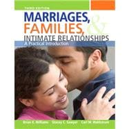 Marriages, Families, and Intimate Relationships Plus NEW MyFamilyLab with eText -- Access Card Package