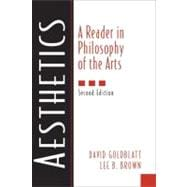 Aesthetics : A Reader in Philosophy of the Arts