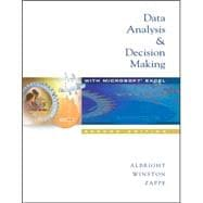 Data Analysis and Decision Making (with CD-ROM and InfoTrac)