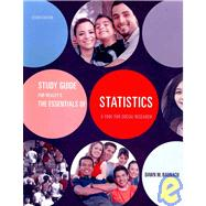 Study Guide for Healey's The Essentials of Statistics: A Tool for Social Research, 2nd