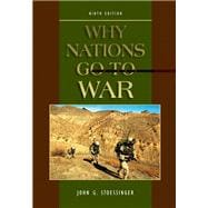 Why Nations Go to War (Paperbound)