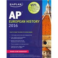 AP European History 2018 Online + Book