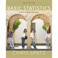 Basic Statistics: Tales of Distributions, 10th Edition