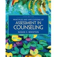 Principles and Applications of Assessment in Counseling, 5th Edition