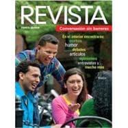 Revista, 4th Edition (Textbook + Supersite Code)