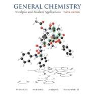 General Chemistry Principles and Modern Applications with MasteringChemistry -- Access Card Package