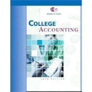 College Accounting: Chapters 1-16