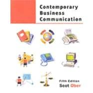 Contemporary Business Communication