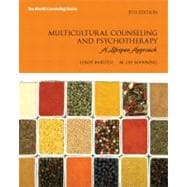 Multicultural Counseling and Psychotherapy A Lifespan Approach