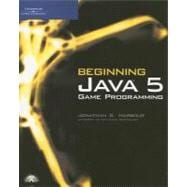 Beginning Java 5 Game Programming