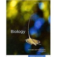 Biology: Concepts and Applications without Physiology