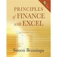 Principles of Finance with Excel;  Includes CD
