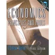 Economics : Principles and Tools