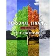 Personal Finance : Planning and Implementing Your Financial Goals