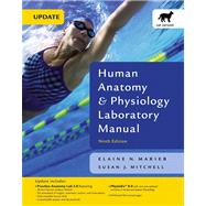 Human Anatomy and Physiology Laboratory Manual, Cat Version Value Pack (includes Practice Anatomy Lab 2. 0 CD-ROM and HIV and AIDS)