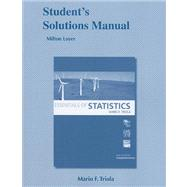 Student Solutions Manual for Essentials of Statistics