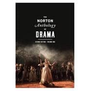 The Norton Anthology of Drama: Antiquity Through the Eighteenth Century
