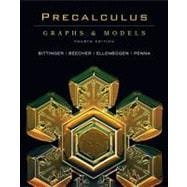 Precalculus: Graphs & Models and Graphing Calculator Manual Package