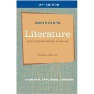 Perrine's Literature Structure, Sound & Sense (AP Edition)
